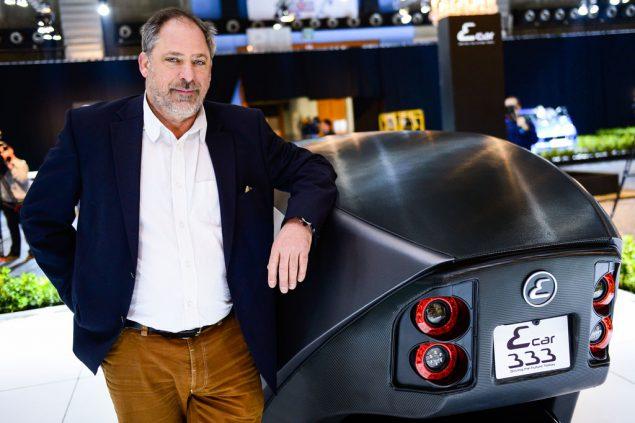 Belgische E-Car verkoopt eerste elektrische voertuigen op Autosalon